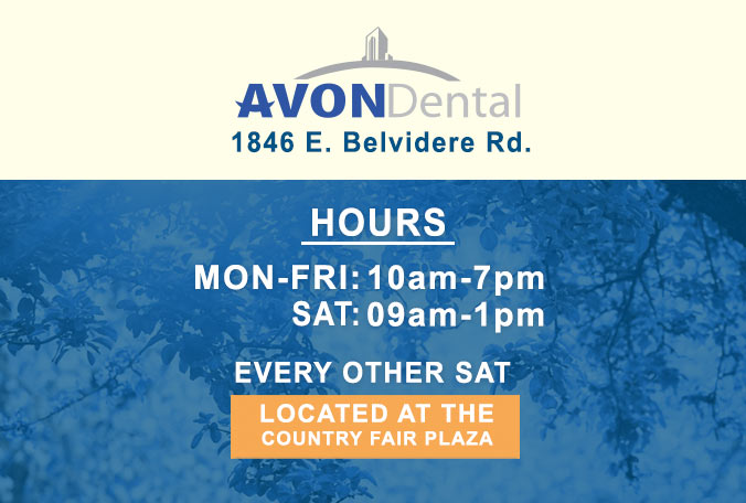 avon-dental-hours